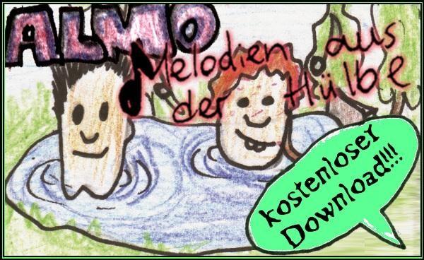 Cover: Almo - Melodien Aus Der Huelbe-TAPE-DE-2010-NOiR