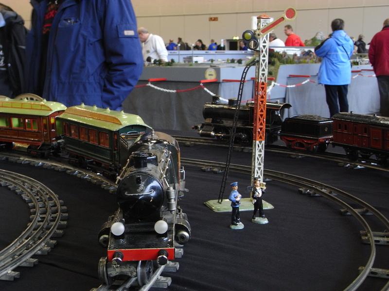 Messe Bremen: GERMAN RAIL '13 Alt79yuhh