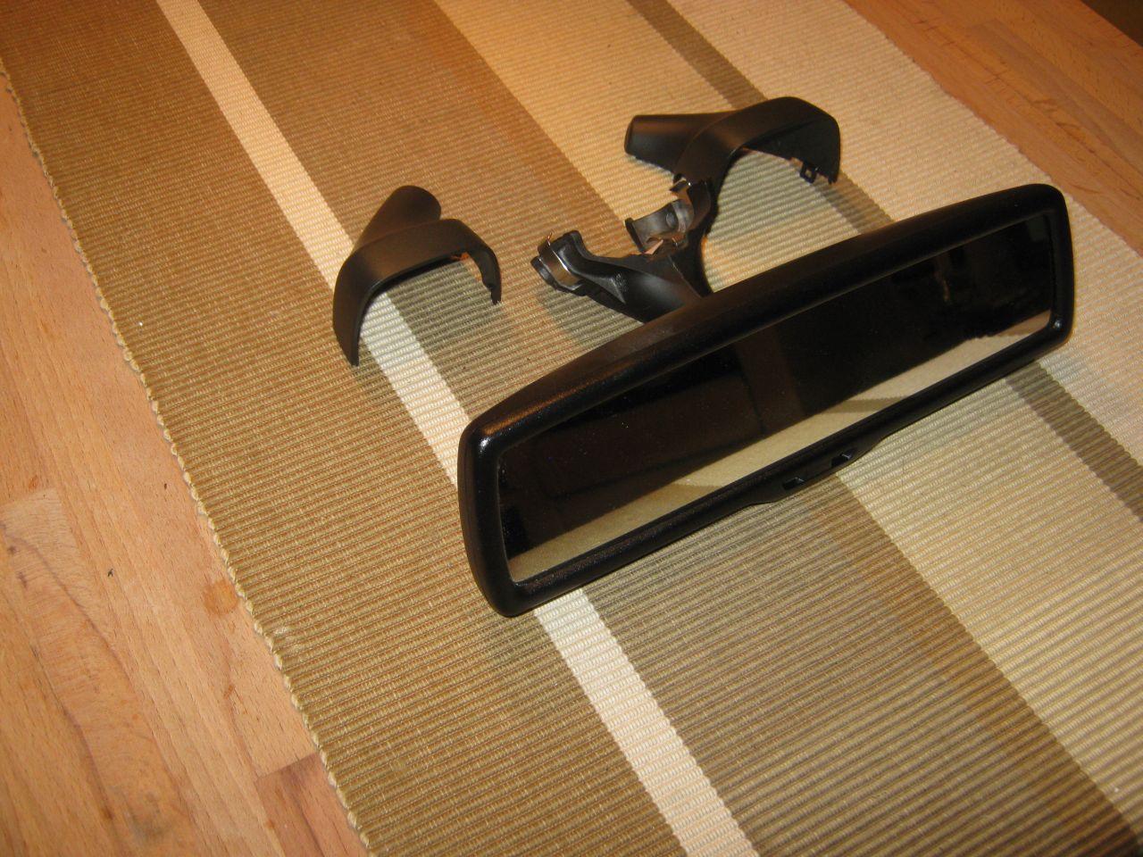 automatisch abblendender innenspiegel schwarz gti. Black Bedroom Furniture Sets. Home Design Ideas