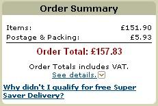 Bestellung Wii Sports Resort Pack Amazon UK