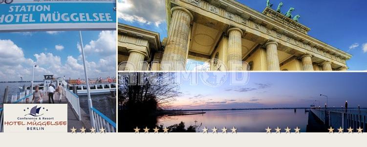 3 Nächte Berlin im 4 Sterne Hotel Müggelsee