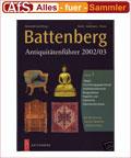 Battenberg Preisführer Antiquitäten Katalog REDUZIERT !