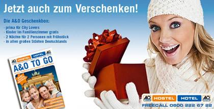 ebay WOW: 2 Nächte inkl. Frühstück für 2 Personen im A&O Hostel Doppelzimmer für 69€ - Prag, Berlin, München, Hamburg, Wien usw..