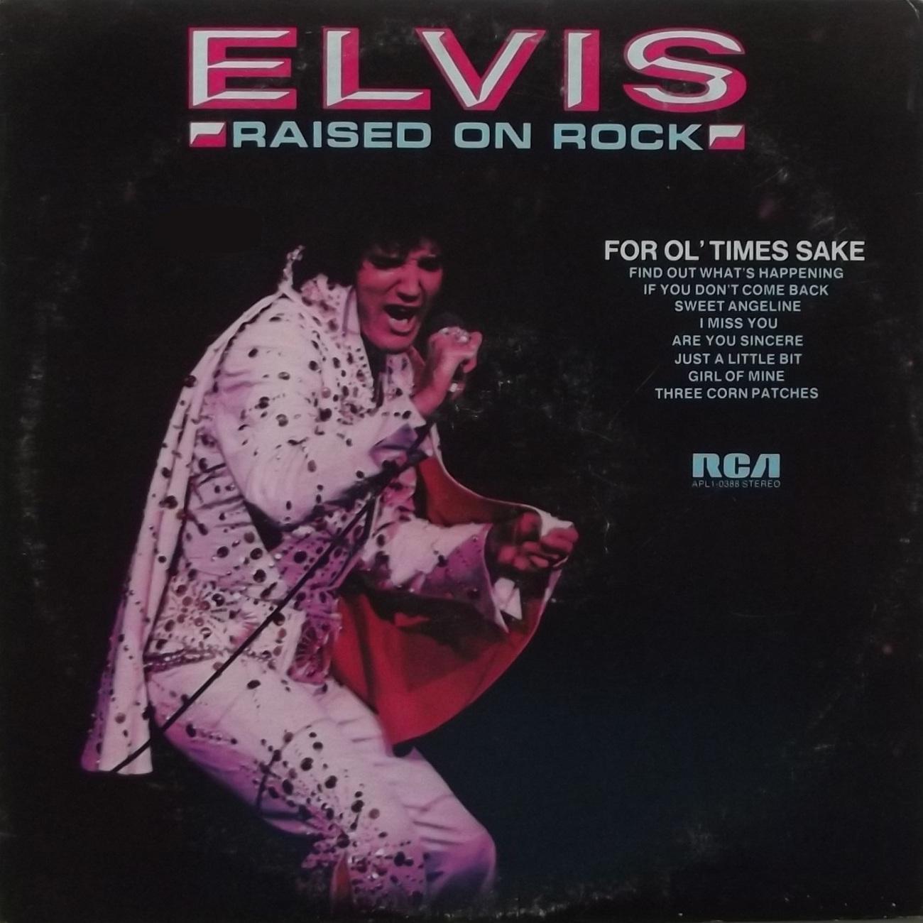 RAISED ON ROCK / FOR OL' TIMES SAKE Apl1-0388aacp42