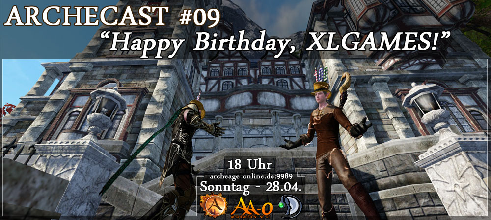 release-archecast-09-happy-birthday-xlgames