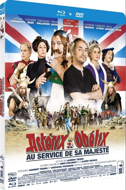 Asterix and Obelix God Save Britannia 2012 720p BluRay x264-TheWretched