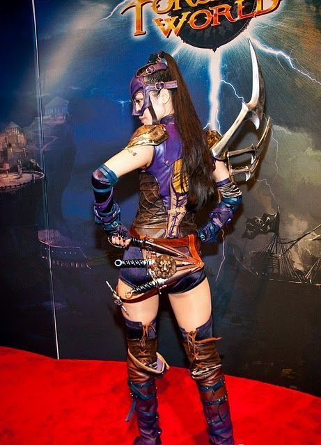 Hostessy z E3 40