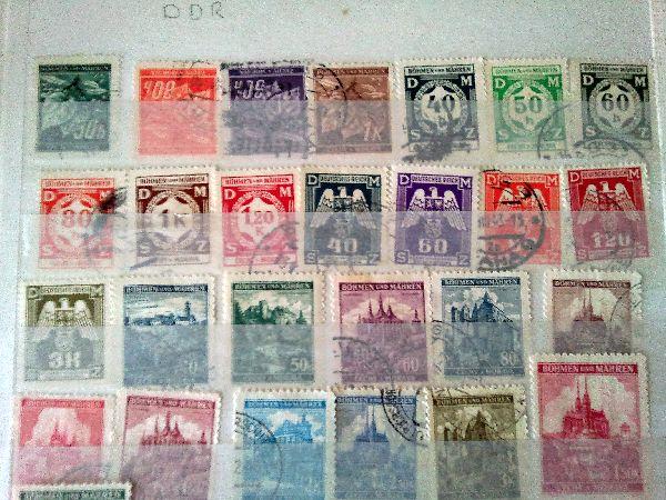 Wertbestimmung von meiner briefmarken Atds-002cnk8