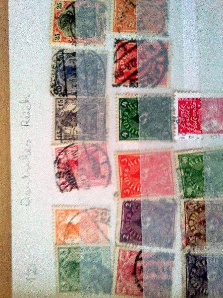 Wertbestimmung von meiner briefmarken Atds-004lj4b