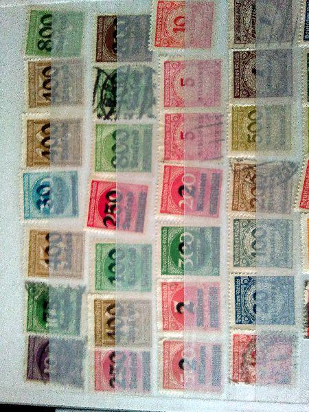 Wertbestimmung von meiner briefmarken Atds-006ln8t