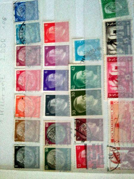 Wertbestimmung von meiner briefmarken Atds-008xjsz