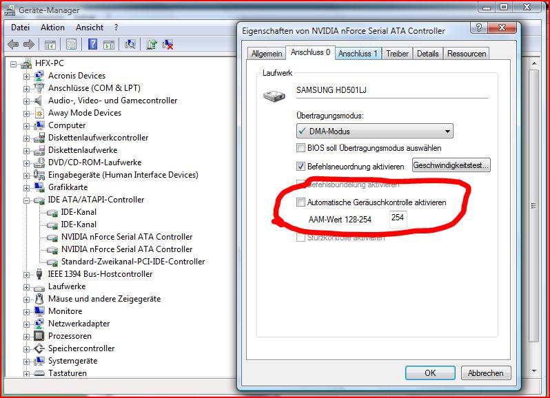 Nvidia nforce pci system management