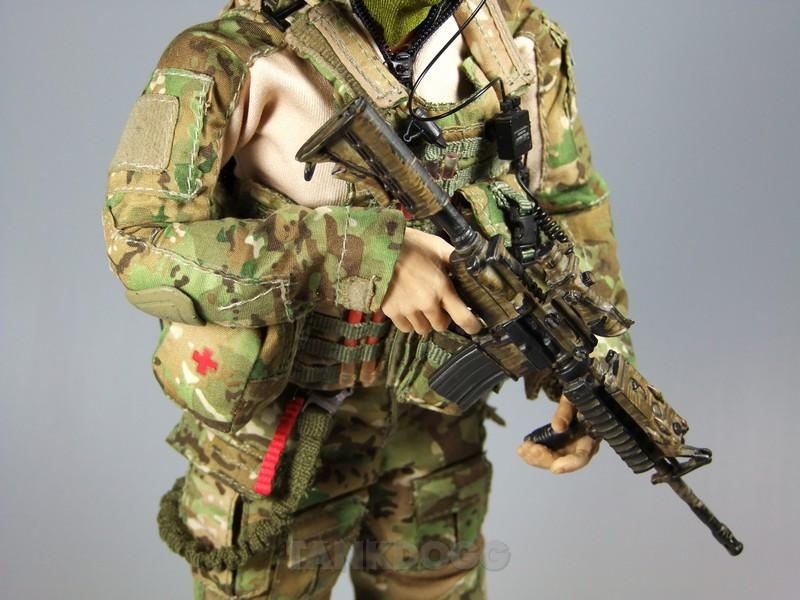 Modern War (1990s to Present) Modern Australian SASR