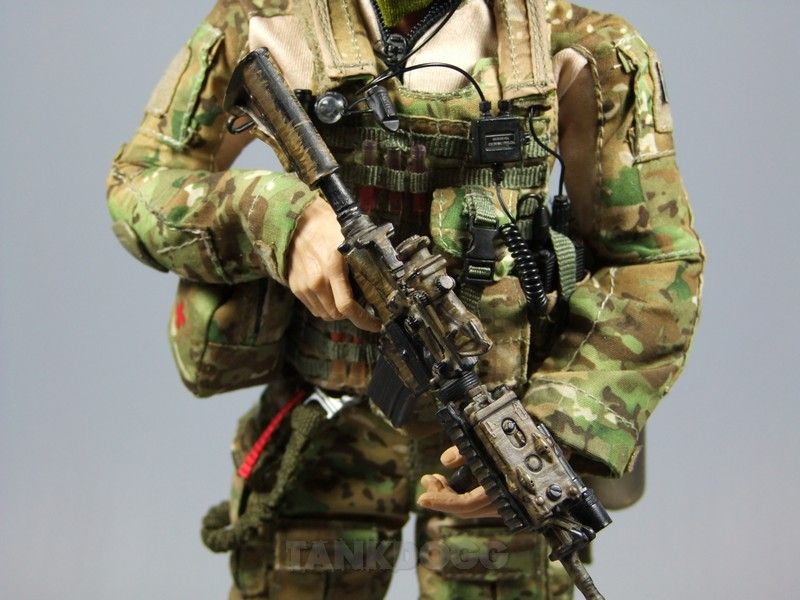 WIP Critique - SASR Afghanistan 2009, 1/6th scale | Page 3