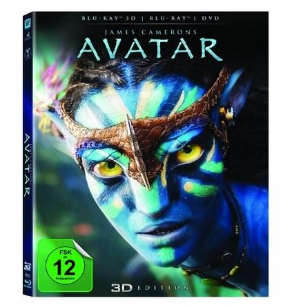 Conrad avatar aufbruch nach pandora 3d blu ray blu ray dvd