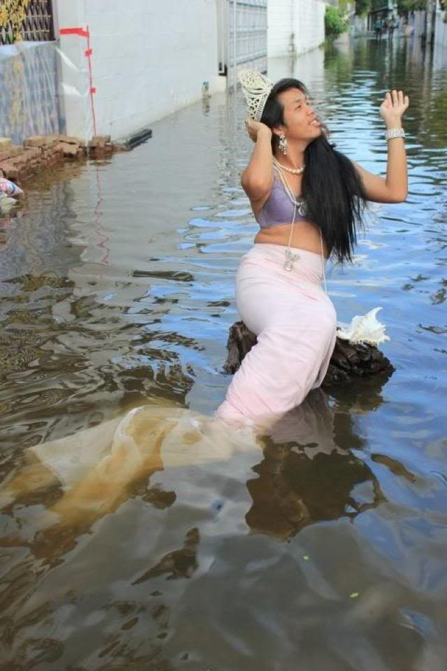 Miasta w czasie powodzi 59