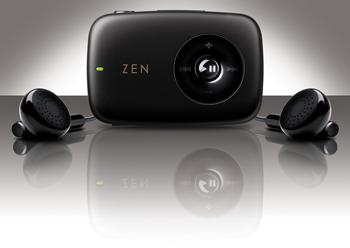 Creative Zen Ston 2GB fuer unter 22 Euro bei Amazon