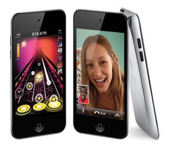ebay WOW: Apple iPod Touch 8GB (4. Gen) in weiß oder schwarz für nur 159€ inkl. Versand!