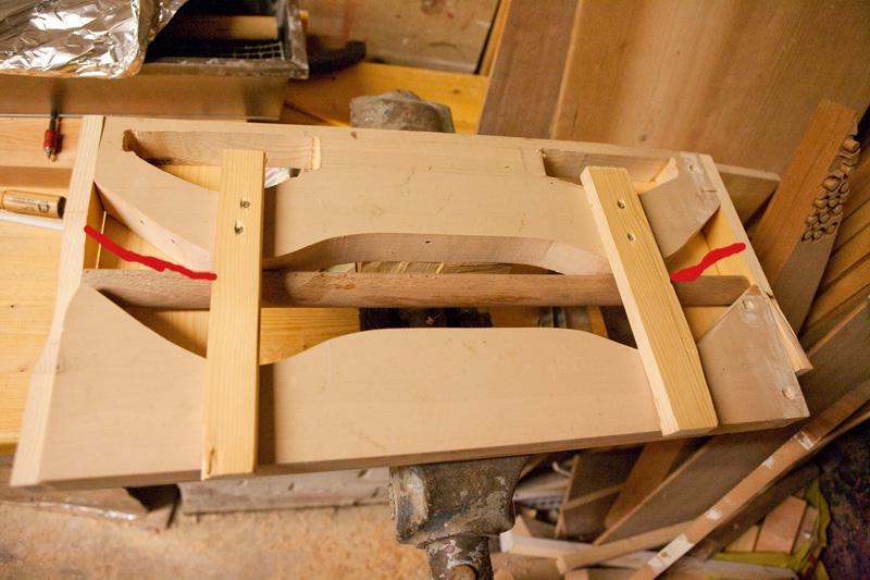 das biegen von holz eine kurze zusammenfassung seite 2 woodworker. Black Bedroom Furniture Sets. Home Design Ideas