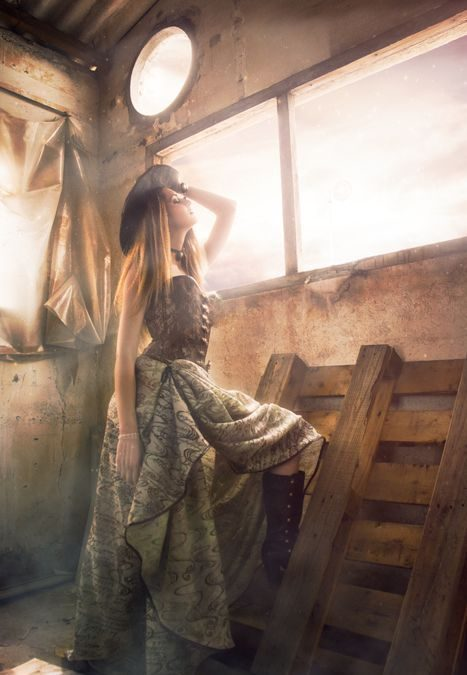 Steampunkowe dziewczyny 38