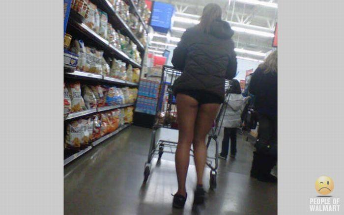 Najdziwniejsi klienci z WalMart #11 33
