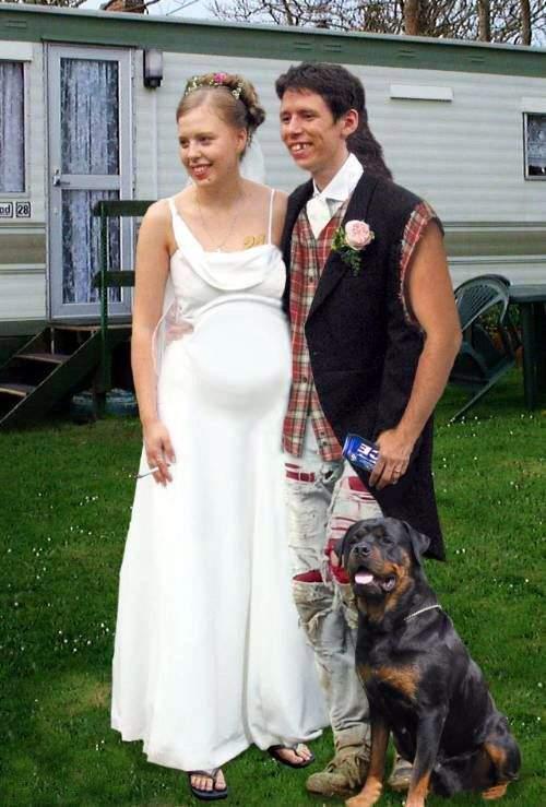 Najdziwniejsze śluby 35