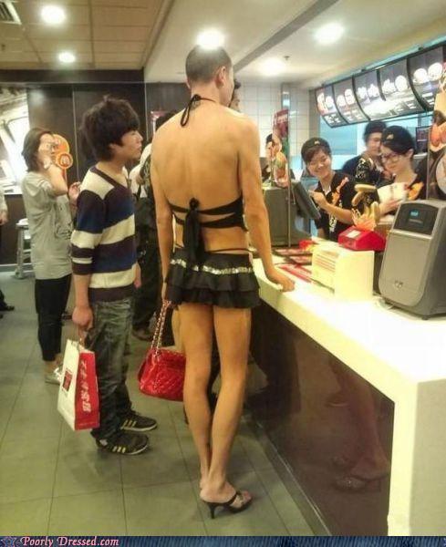 Najdziwniej ubrani ludzie 73