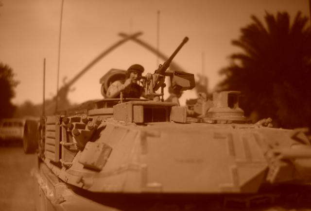 M1A1 AIM & M1A2 SEP Baghdadkf3d