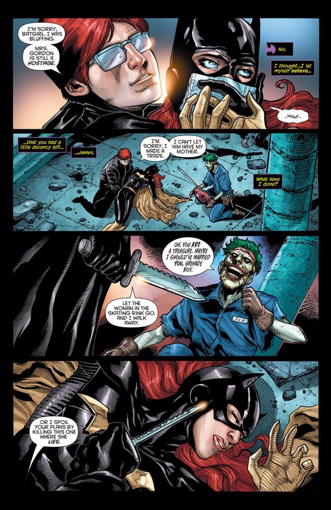 Batgirl and robin romance - photo#14