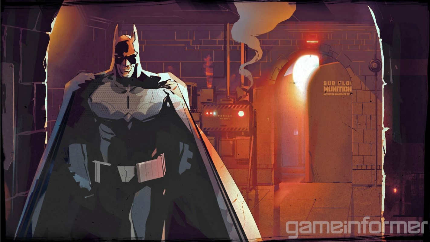 batman blackgate 3ds
