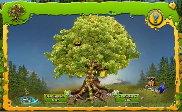 Offizielles Bild vom Baum der Weisheit
