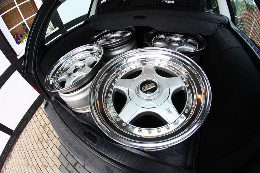 BBS RF Wheels - 18