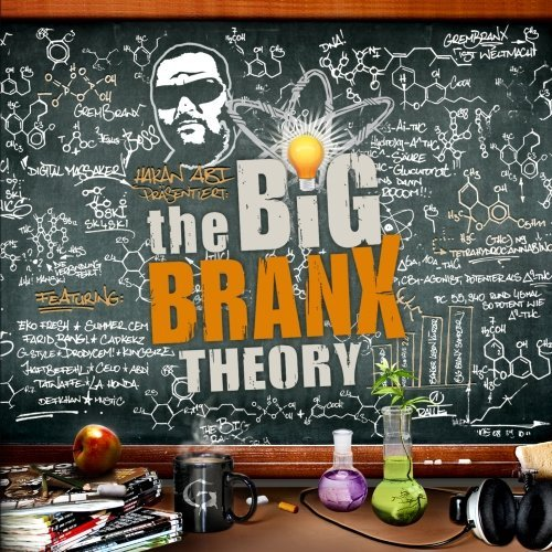 Cover: Hakan Abi Praesentiert - The Big Branx Theory (2011)