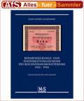 Bedarfsdeckungs- und Zinsvergütungssch. 1933 - 1945 DE