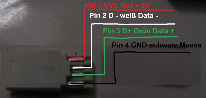 Wie USB-Stecker Richtig Löten und Zusammenbauen??? • MeisterKühler