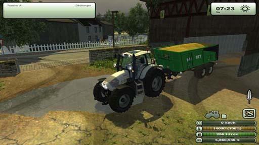 Benne Huret t18 Luxfarm v 3.0