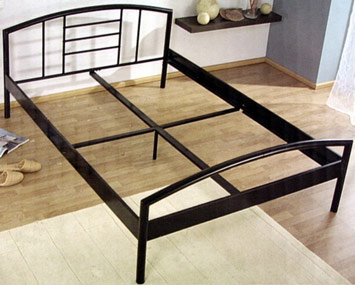 metallbett 140x200 f r 30 bei ebay. Black Bedroom Furniture Sets. Home Design Ideas