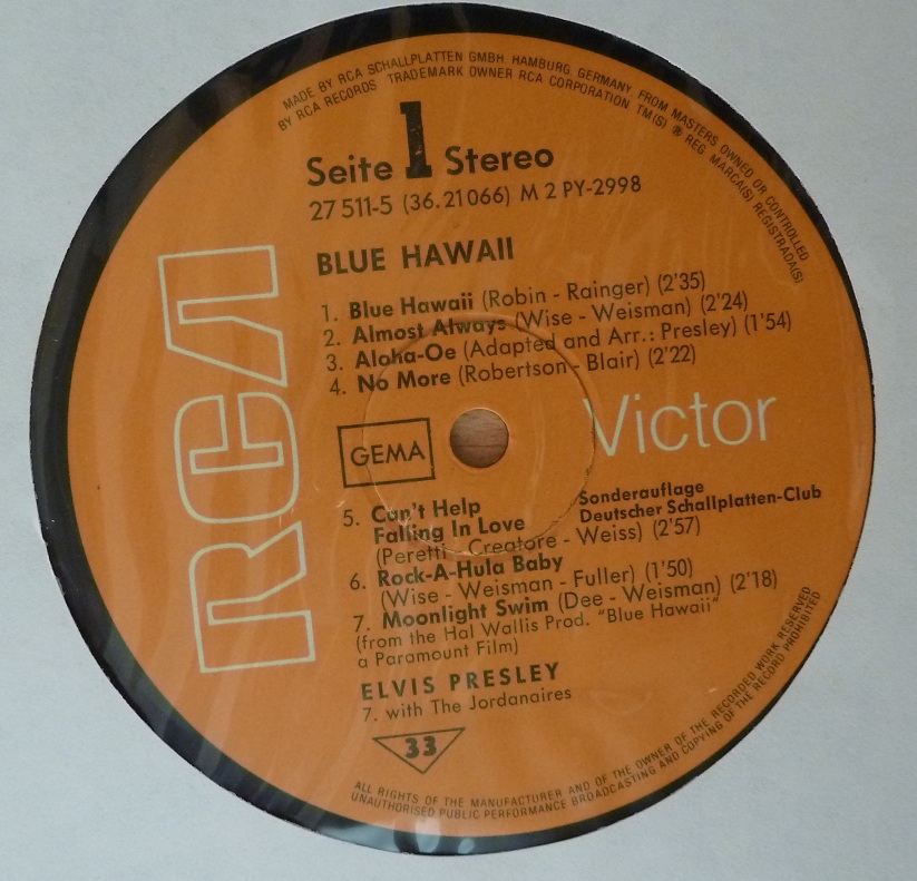 BLUE HAWAII Bhside15kf6h