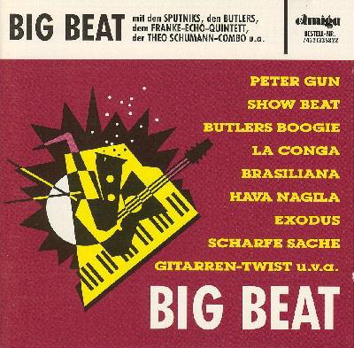 Original Amiga Masters - Big Beat Vol. 1