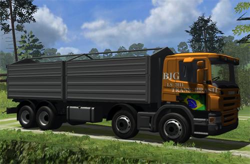 Scania P420 Big
