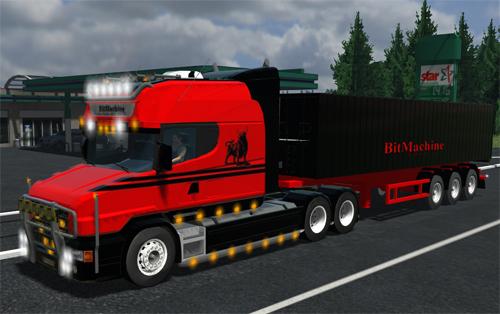 камиони  Biggya4e