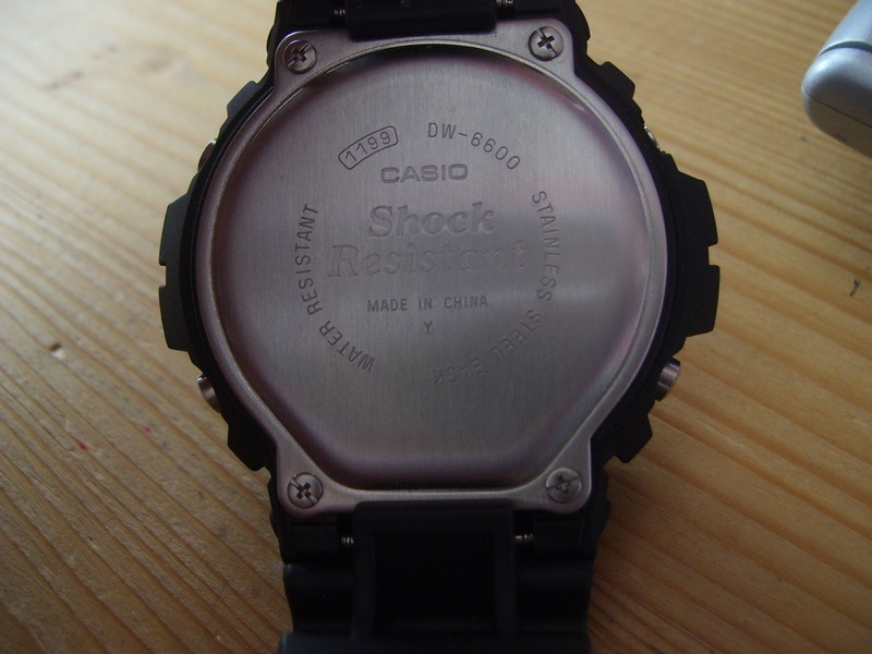 The Casio Dee & Ricky G-Shock