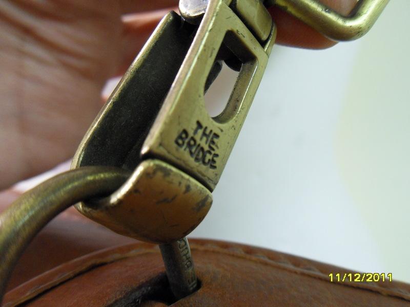 the bridge vintage anzugtasche tasche reisetasche kleidertasche koffer bag ebay. Black Bedroom Furniture Sets. Home Design Ideas