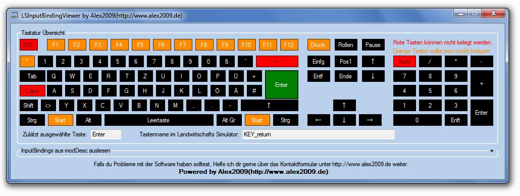 [Released] LSInputBindingViewer