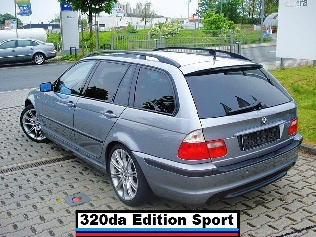 320da touring m paket performance 269 dezent 3er bmw. Black Bedroom Furniture Sets. Home Design Ideas