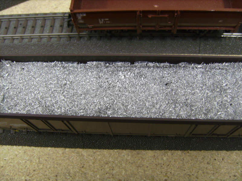 Metallspäne als Ladegut (Schrott) abzugeben Bild368786p5i