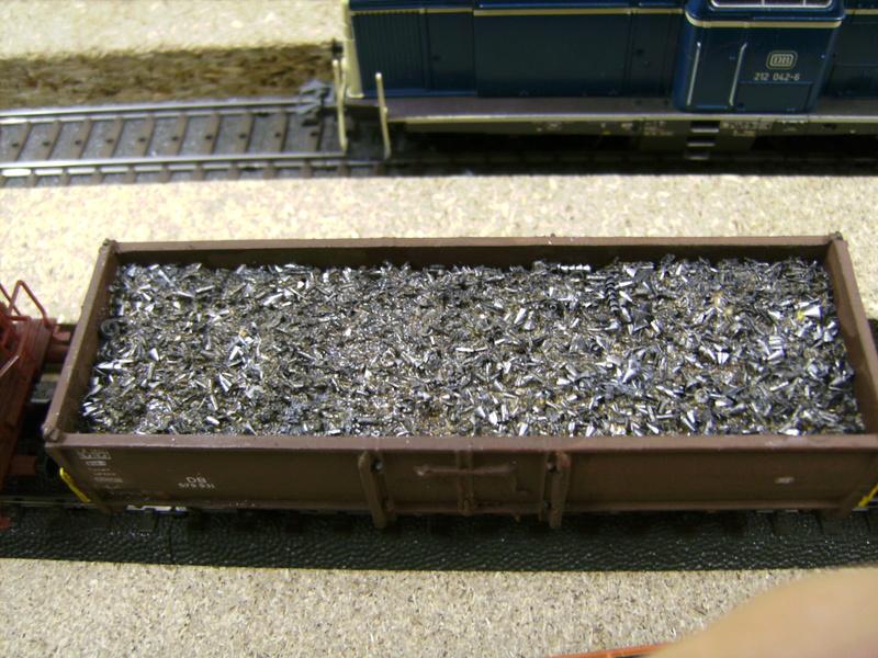 Metallspäne als Ladegut (Schrott) abzugeben Bild36896nque