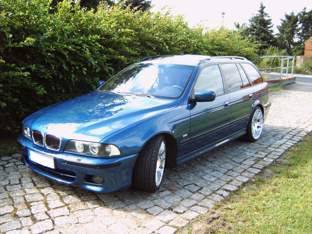 525d M-Paket + 19 Zoll BBS CH - 5er BMW - E39