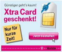 kostenlose Xtra-Card