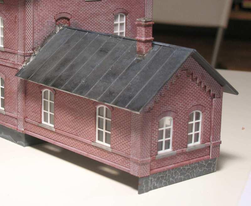 Bahnhofsansichten - Stummis Modellbahnforum